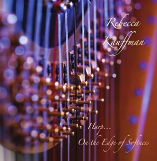 Harp... on the Edge of Softness Cover